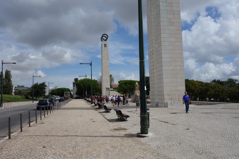 Parque Eduardo VII, Lissabon.