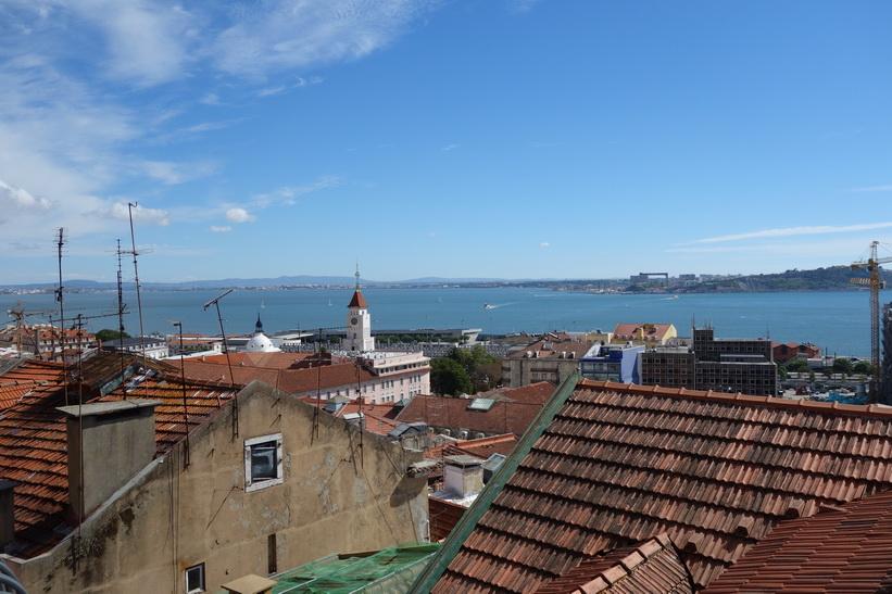 Miradouro de Santa Catarina, Lissabon.