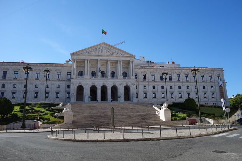 Assembleia da República, Lissabon.
