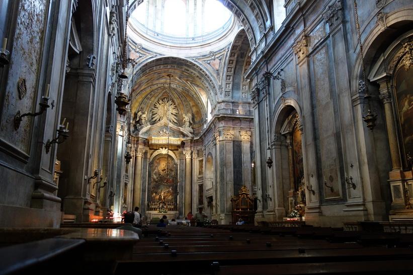 Basílica da Estrela, Lissabon.