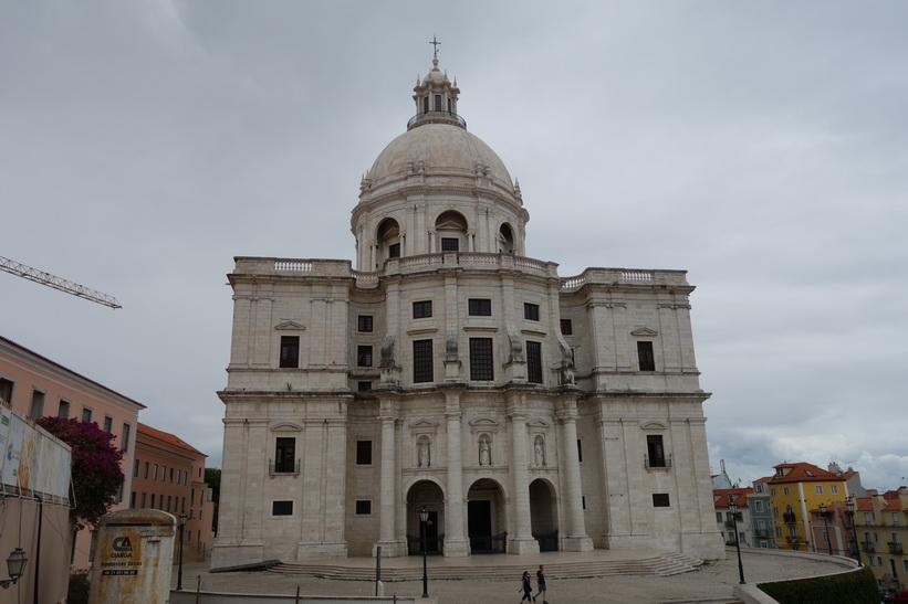 Panteão Nacional, Lissabon.