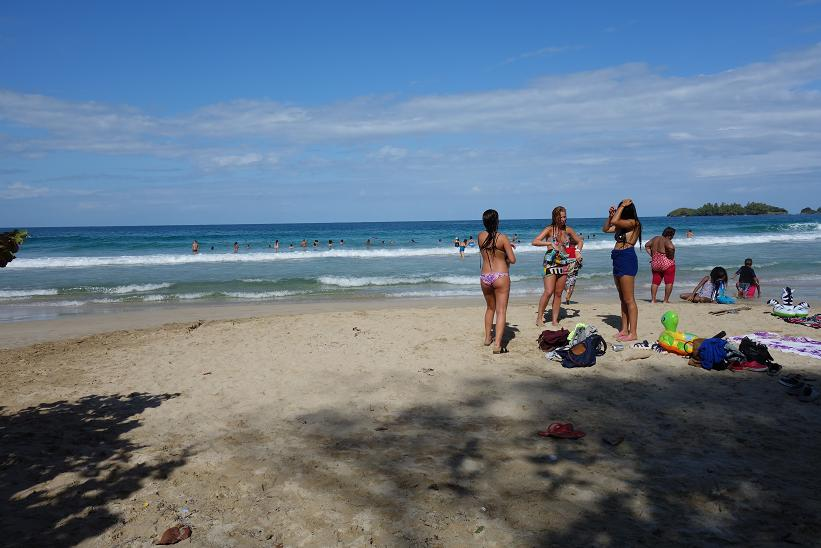 Red Frog beach, Isla Bastimentos, Bocas del Toro.