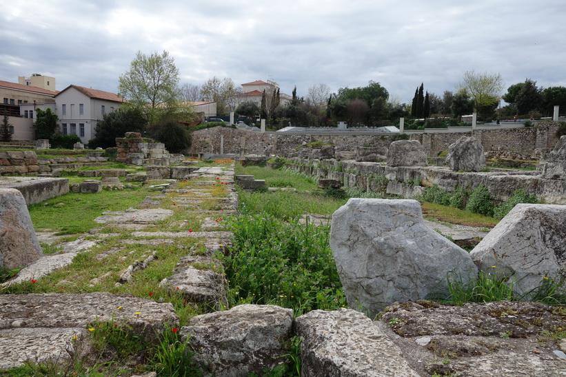 Kerameikos, Aten.