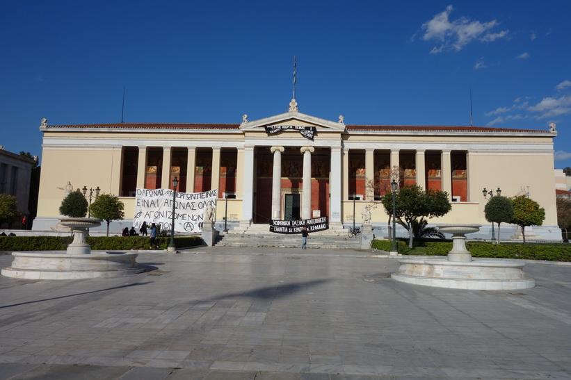 Atens universitet.