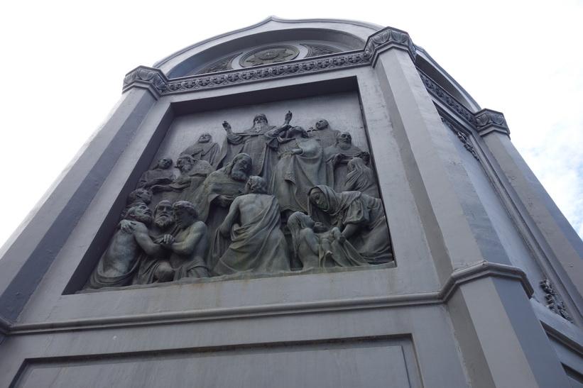 Vladimir den stores staty, Kyiv.