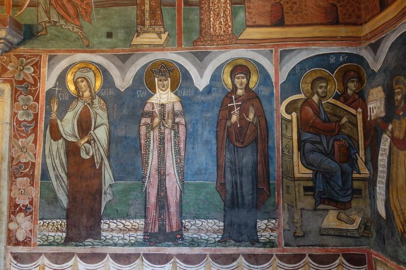 Humorului monastery.