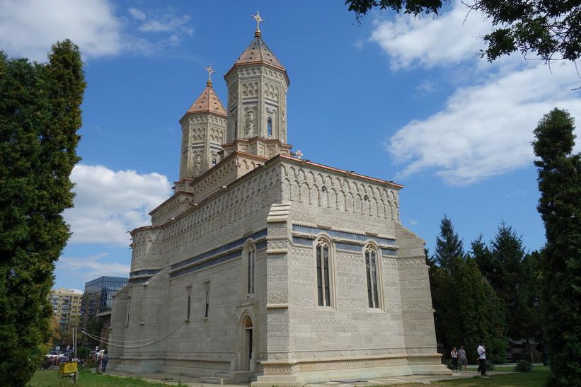 Church of the Three Hierarchs, Iași.