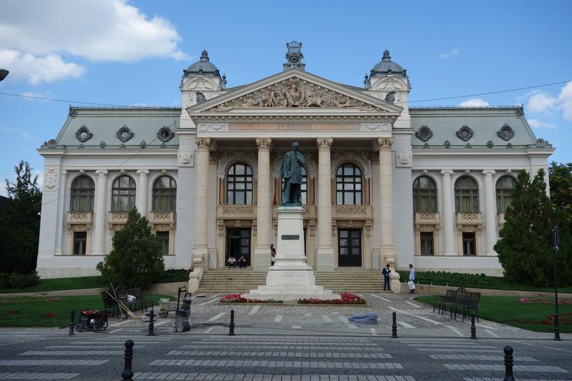 Vasile Alecsandri National Theathre, Iași.