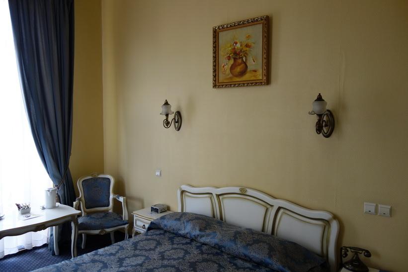 Grand Hotel Traian, mitt boende i Iași.