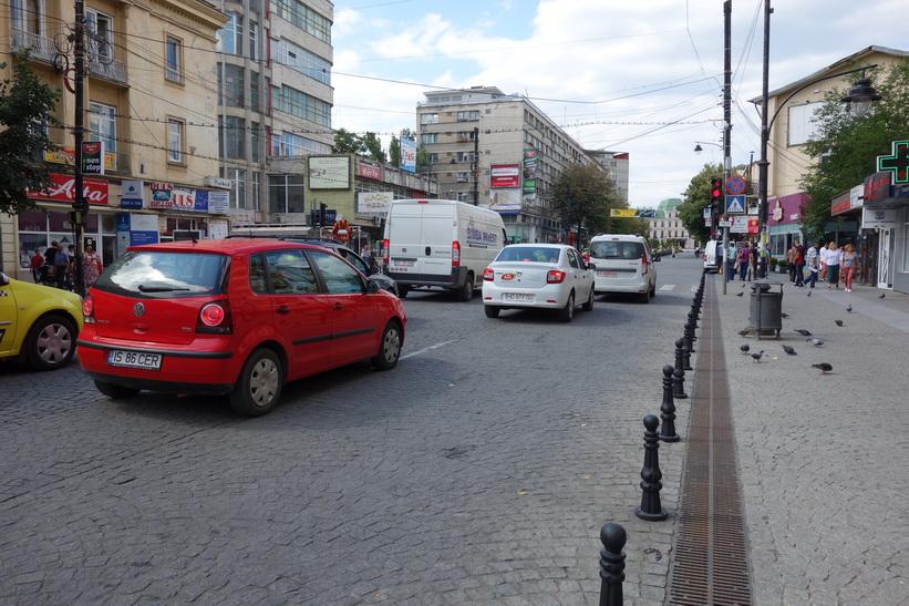 Boulevard Stefan Cel Mare Si Sfant, Iași.