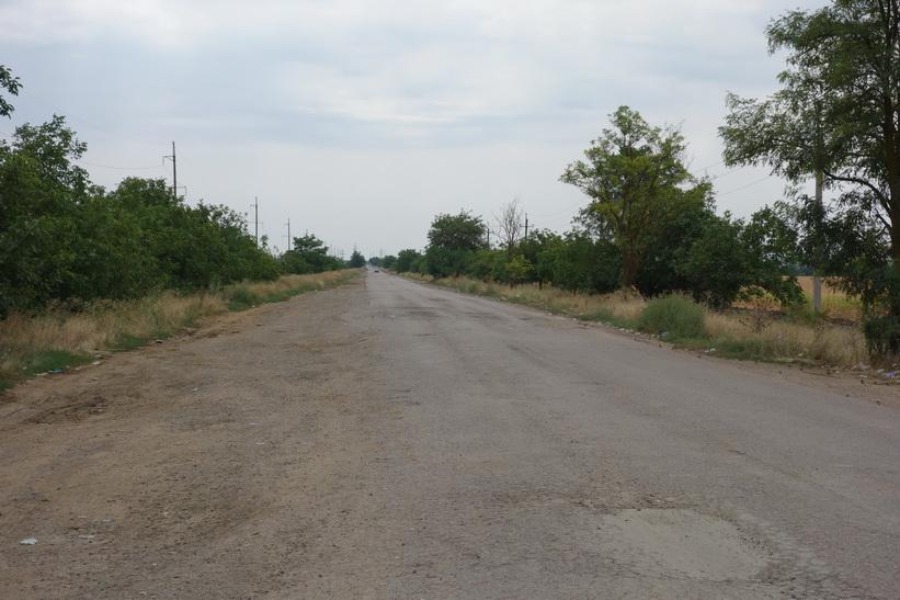 Ingemansland mellan Ukraina och Moldavien.