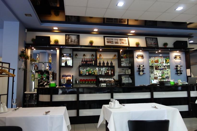 Carmelo restaurant, Chișinău.