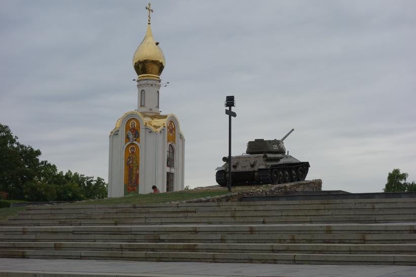 War Memorial, Strada 25 Octombrie, Tiraspol.