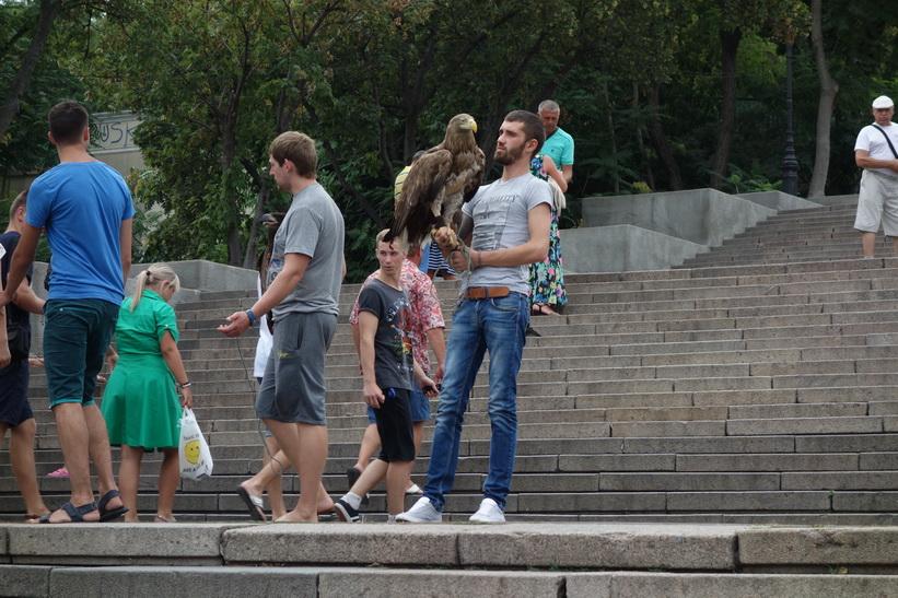 Potemkin-trappan, Odessa.