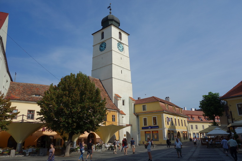 Council Tower, Sibiu.