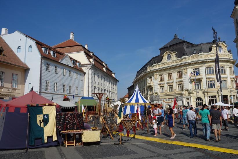 Piața Mare, Sibiu.