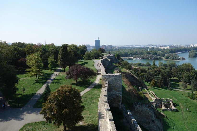 Fortet i Belgrad