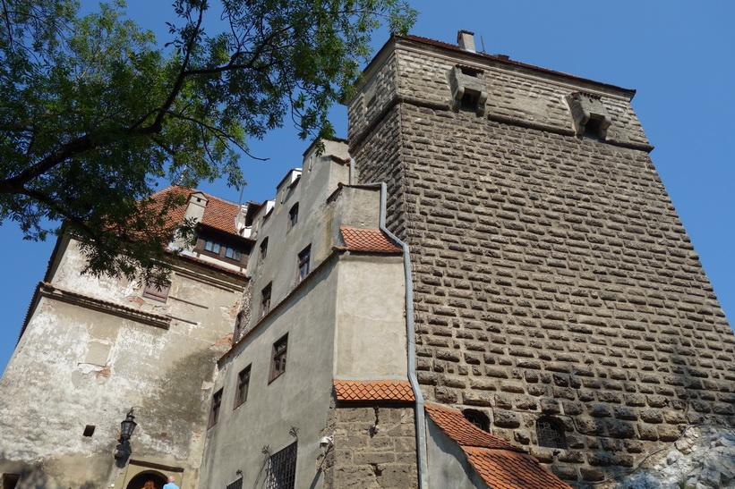 Bran Castle, Bran.