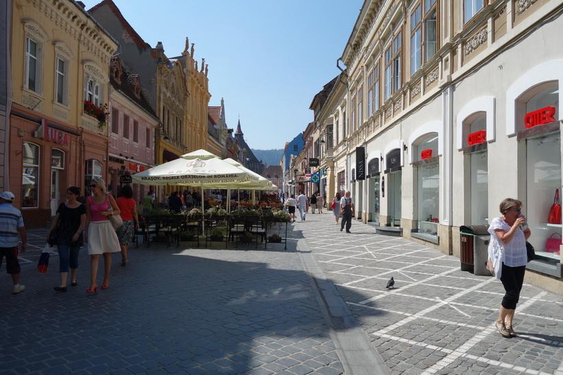 Gatuscen Brașov.