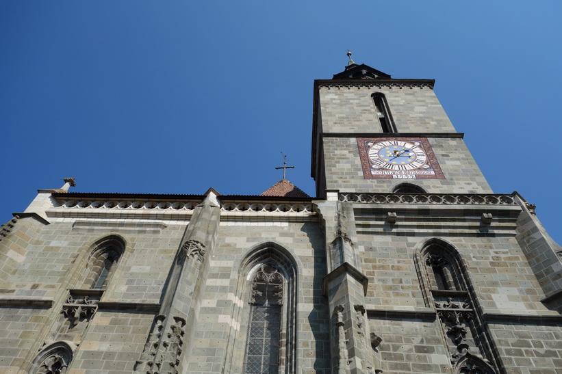 Svarta kyrkan, Brașov.
