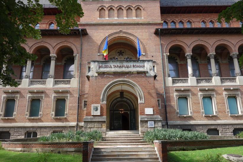 Museum of the Romanian peasant, Bukarest.