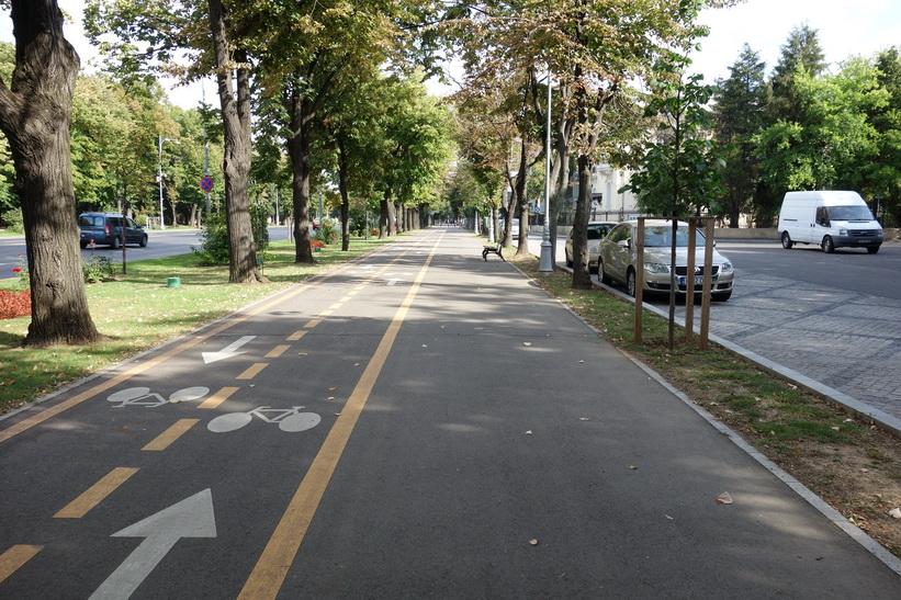 Bulevardul Aviatorilor, Bukarest.