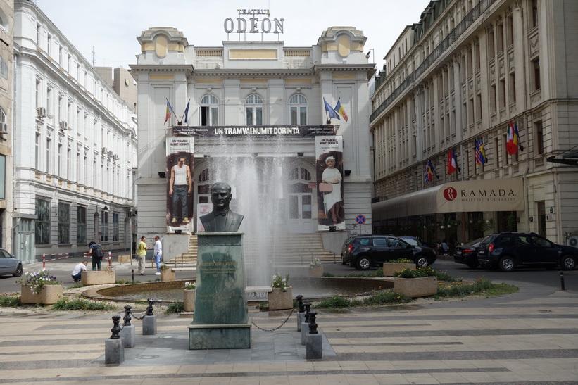 Teatrul Odeon, Bukarest.