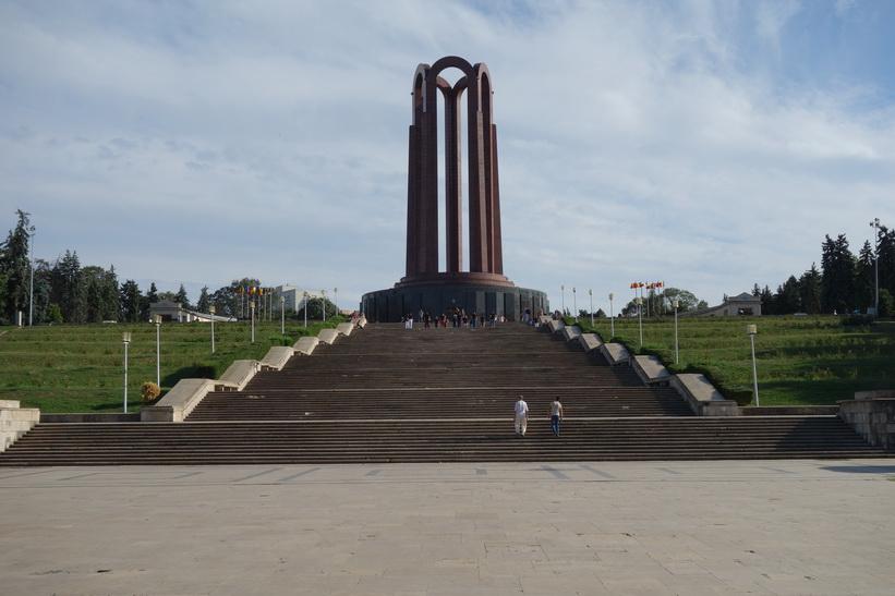 Nation's Heroes Memorial, Carol Park, Bukarest.