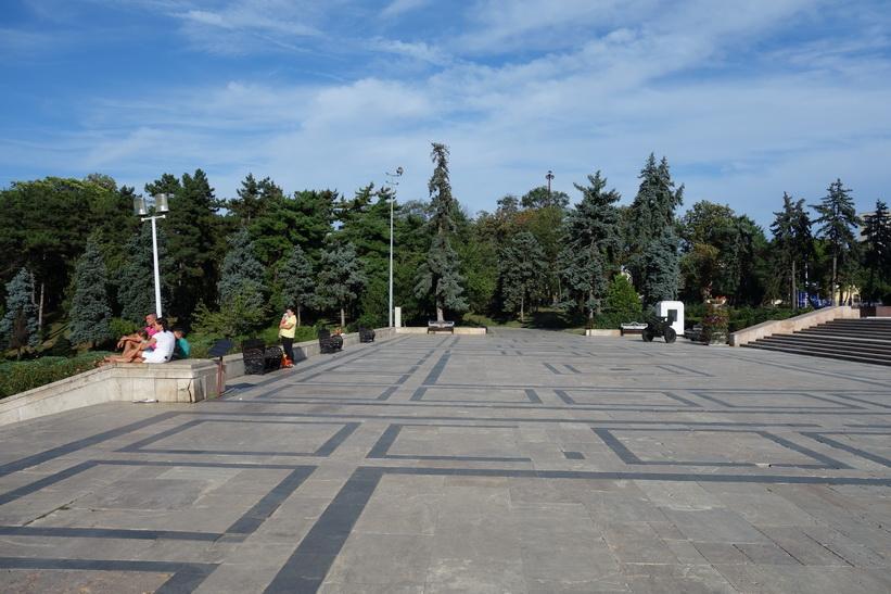 Carol Park, Bukarest.
