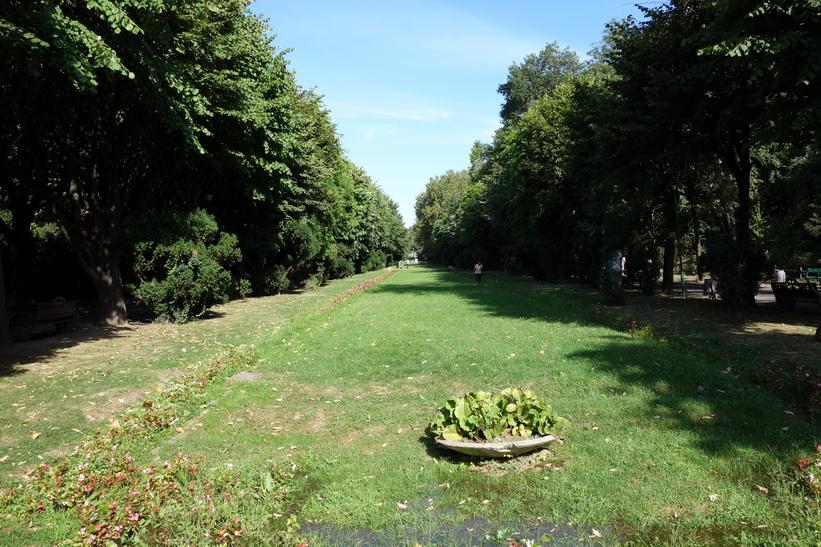 Cișmigiu Gardens, Bukarest.