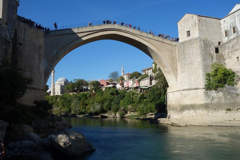 Hoppad! Stari Most, Mostar.