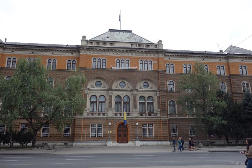 Presidency building of B&H, Sarajevo.