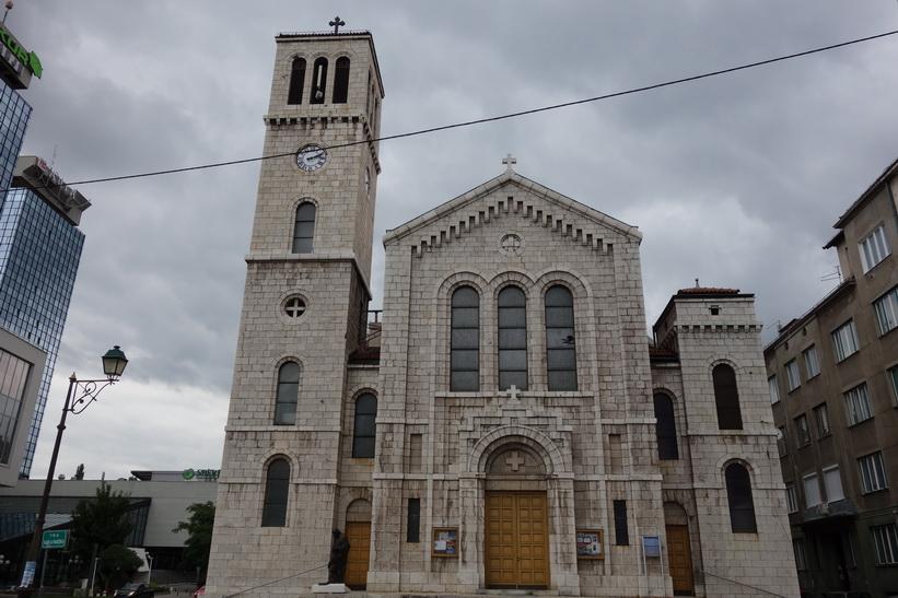 St. Joseph's church, Sarajevo.