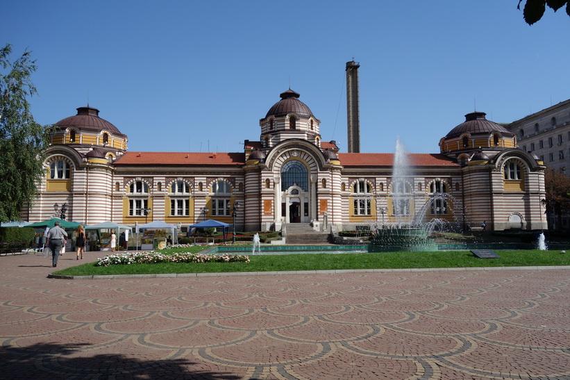 History museum, Sofia.