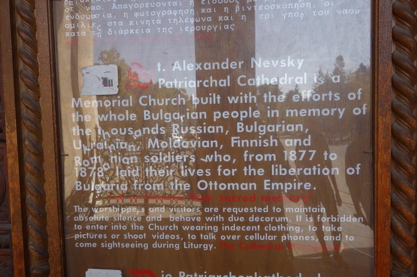 Aleksander Nevski Church, Sofia.