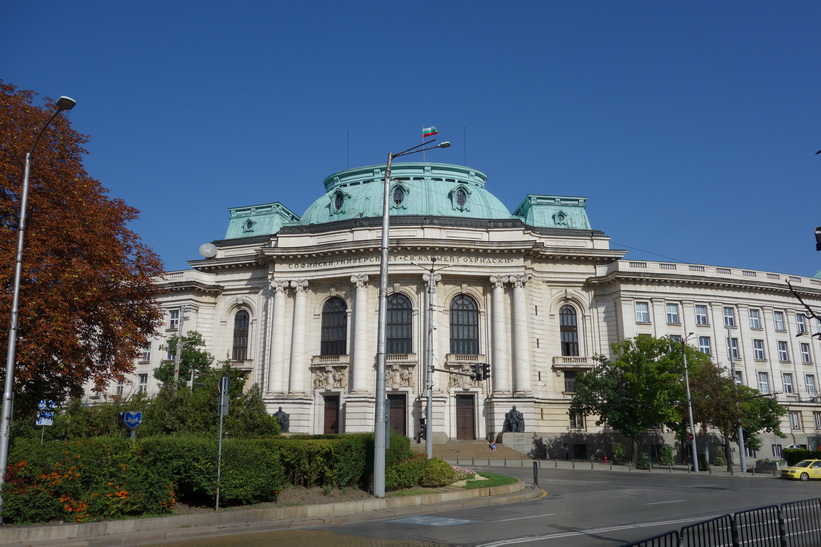 Universitetet i Sofia.