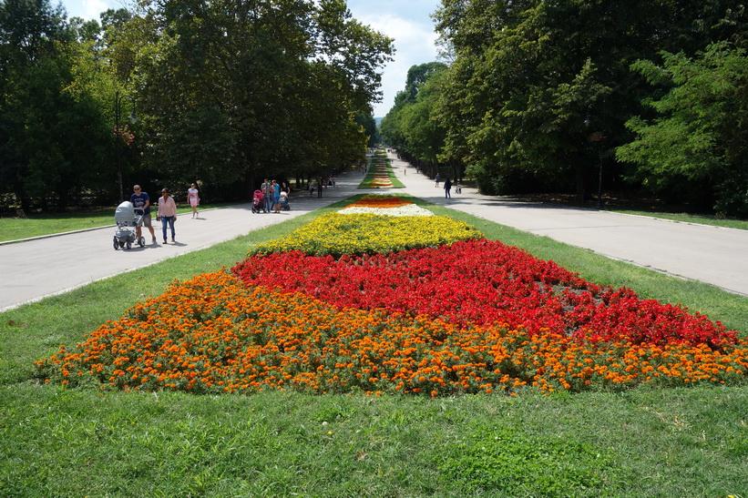 Sea Garden (Primorski Park), Varna.