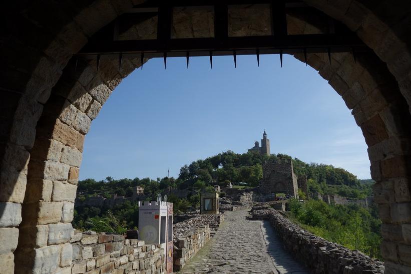 Tsarevets Fortress, Veliko Tărnovo.