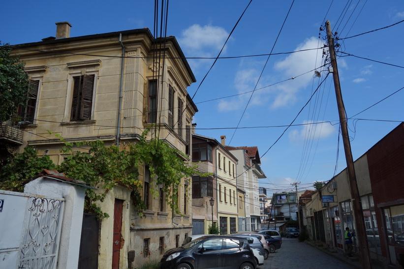 Gamla basaren i Bitola.