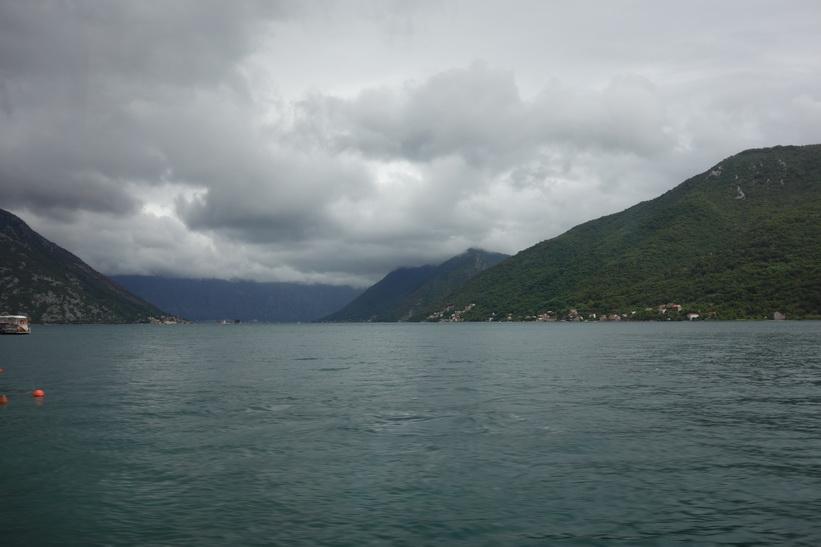 I närheten av Kotor, Montenegro.