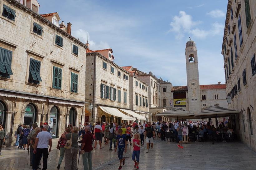 Gamla staden, Dubrovnik.