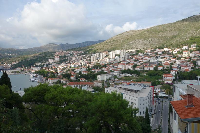 Stadsdelen Lapad, Dubrovnik.