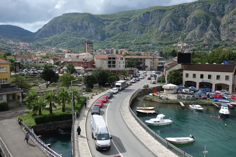 Stadsdelen Skaljari, Kotor.