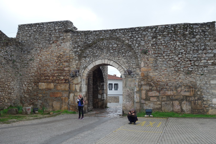 Upper Gate, Ohrid.