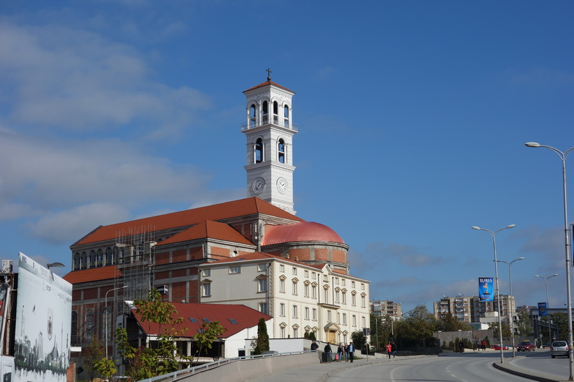 Mother Teresa Cathedral, Pristina.
