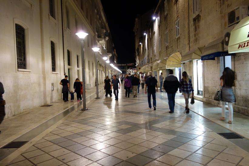 Marmontova ulica, Split.