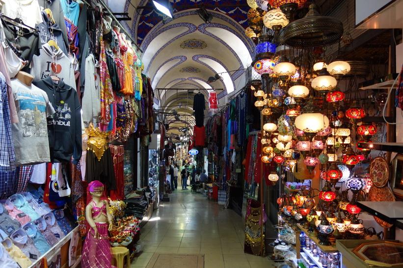 Grand Bazaar, Istanbul.