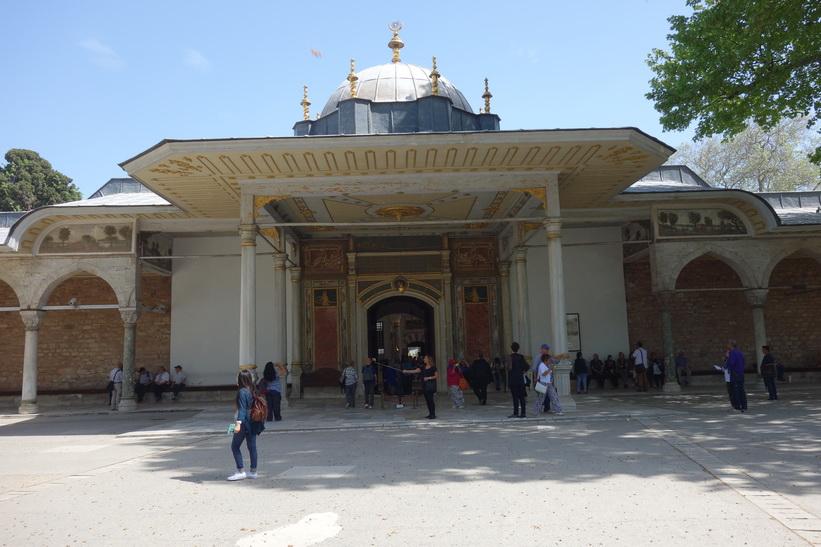 Topkapi Palace, Istanbul.