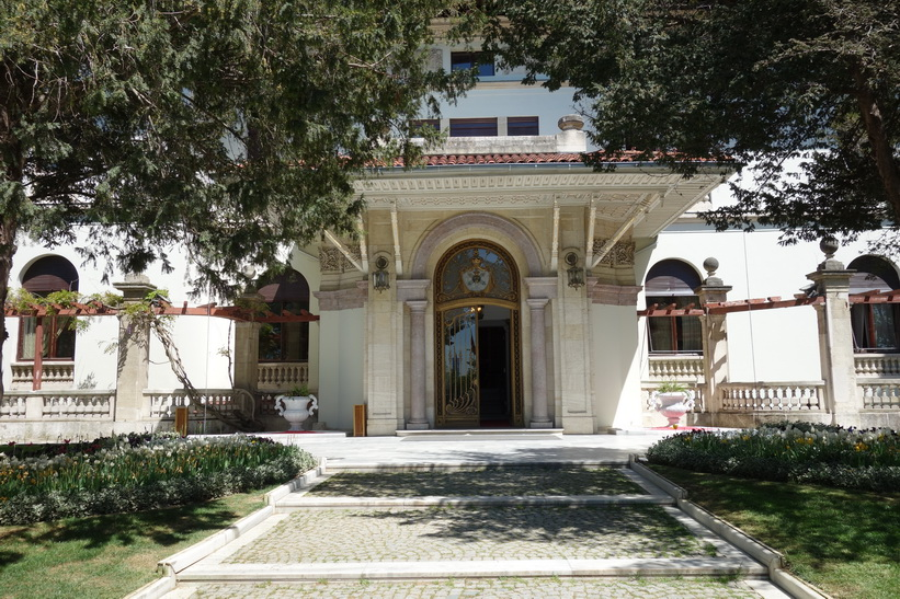 Khedive Palace (Hidiv Kasri), Istanbul.