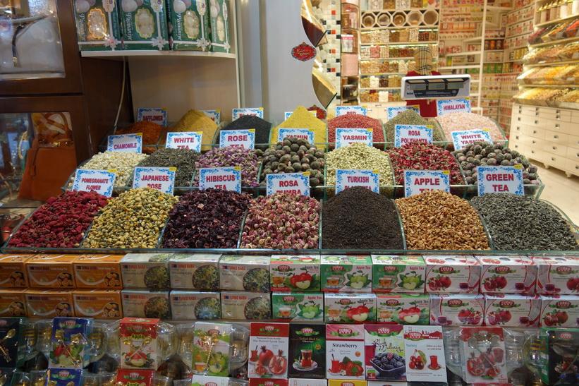 Spice Bazaar, Istanbul.